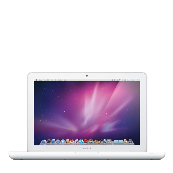 Macbook 13 inch Mid 2010 - MAE Recovery