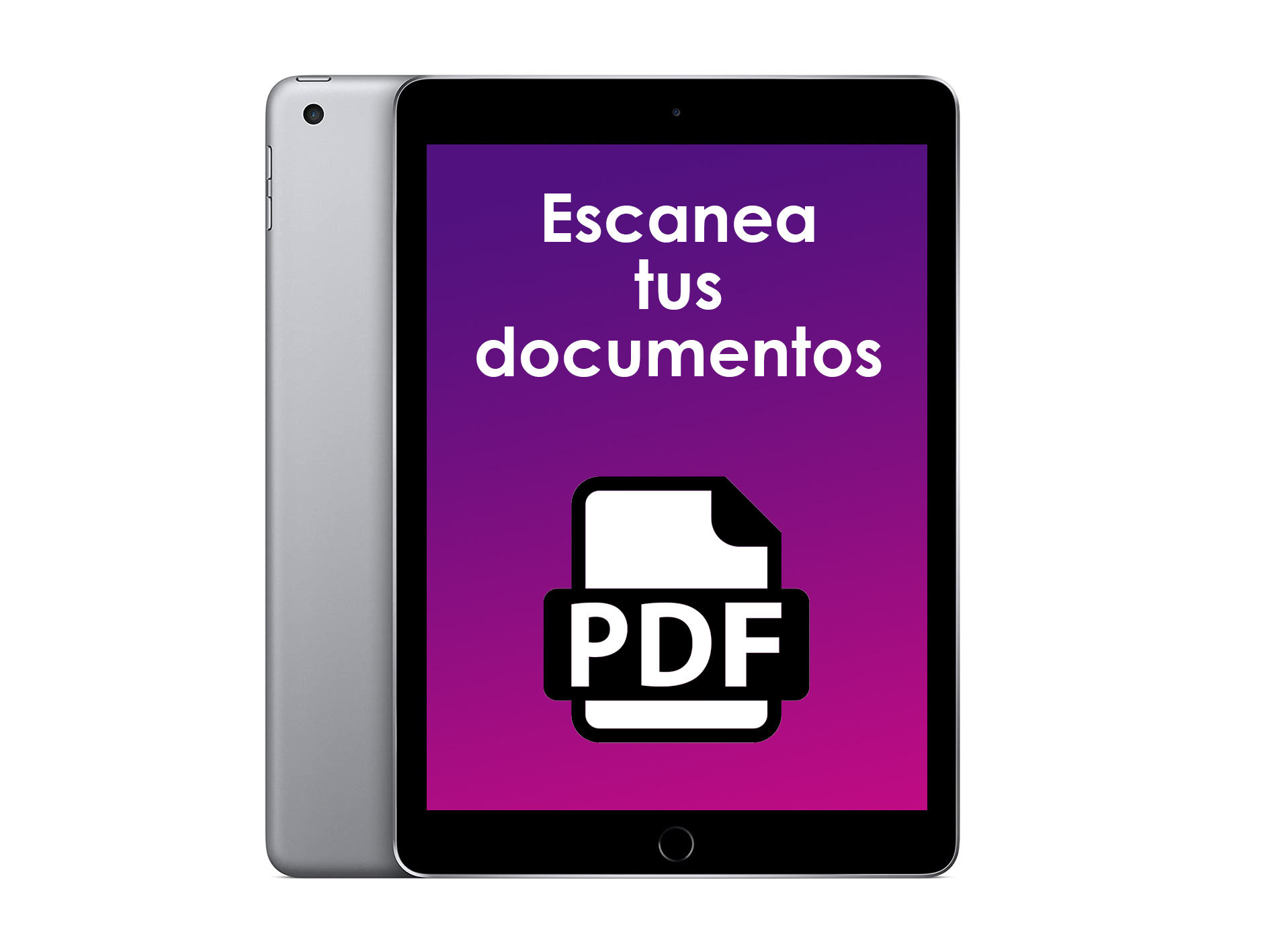 Escanear documentos con tu iPad